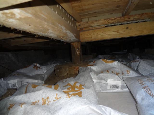 床下湿気対策