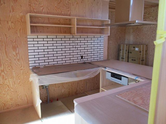 造り付けキッチン