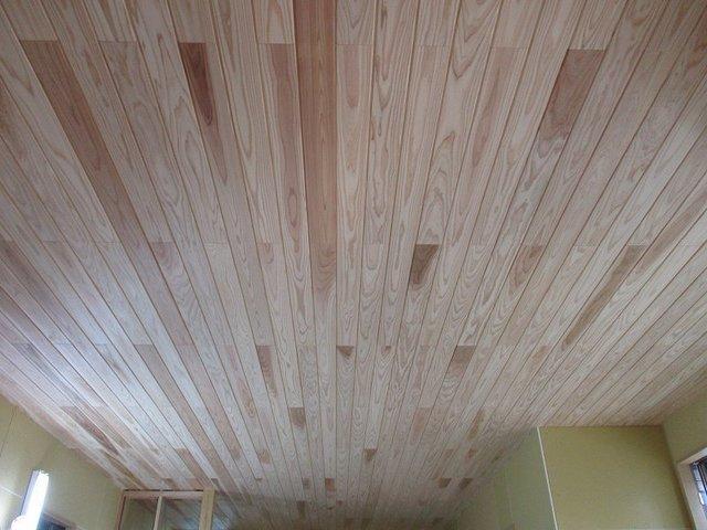 リビング天井