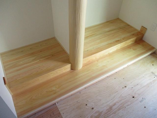 床の間・仏間塗装完了状況