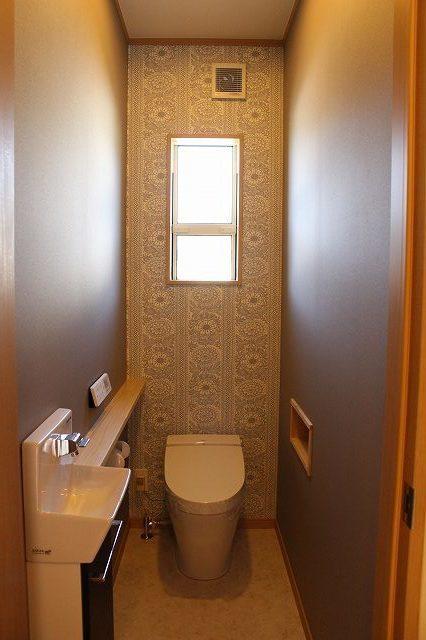 かっこよくて可愛いトイレ