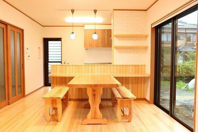 木の家LDK