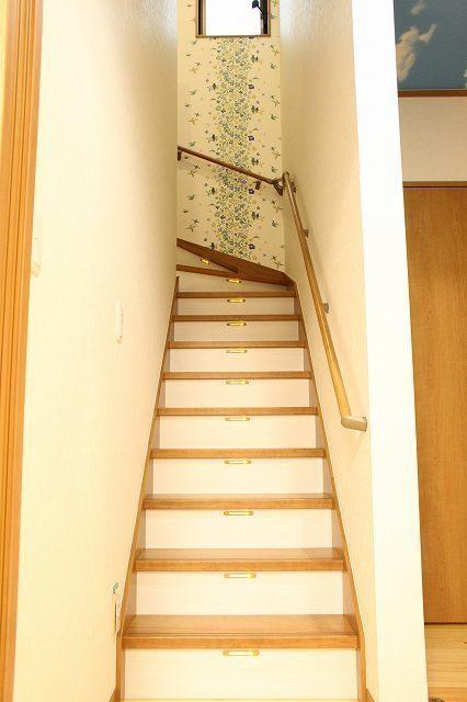 階段足元ライト